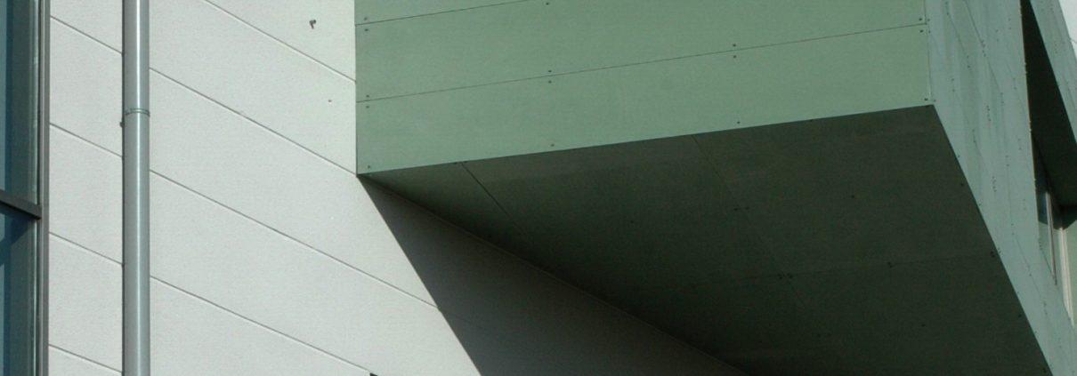 Detalle de una vivienda